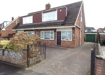 Thumbnail 3 bed semi-detached house for sale in Standish Avenue, Patchway, Bristol