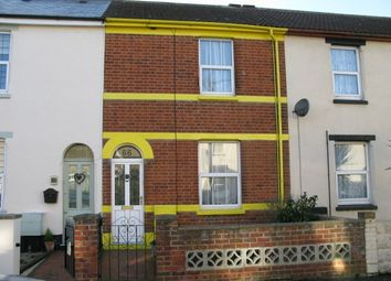 Thumbnail 2 bedroom terraced house to rent in Manor Road, Dovercourt, Harwich
