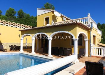 Thumbnail 6 bed villa for sale in Villalonga, Alicante, Spain