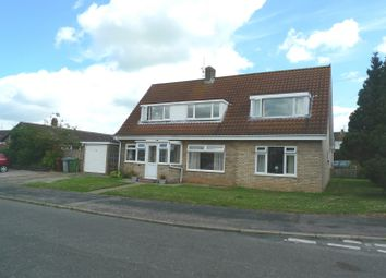 Thumbnail 4 bedroom detached bungalow for sale in Charles Close, Acle, Norwich