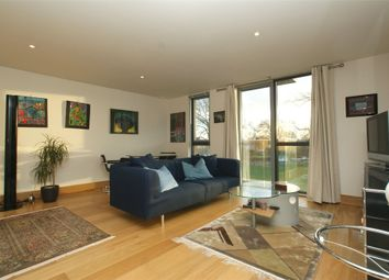 Thumbnail 2 bed flat for sale in Park View, Queens Road, Hersham, Surrey