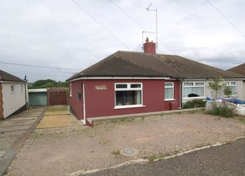 Thumbnail 1 bedroom bungalow for sale in Margaret Road, New Costessey, Norwich