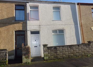 Thumbnail 3 bed terraced house to rent in Pencae Terrace, Llanelli