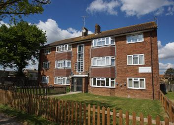 Thumbnail 2 bed flat for sale in Delaware Crescent, Shoeburyness, Southend-On-Sea