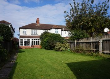 Thumbnail 3 bed end terrace house for sale in Queens Parade, Cleethorpes
