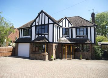 Thumbnail 4 bed detached house for sale in Fir Tree Road, Epsom