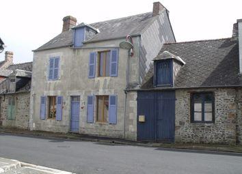 Thumbnail 2 bed end terrace house for sale in Couptrain (Commune), Couptrain, Mayenne Department, Loire, France