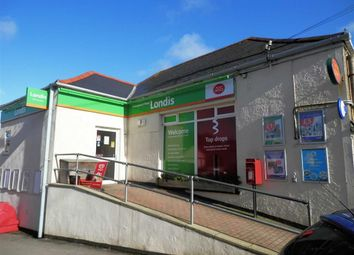 Thumbnail Retail premises for sale in Grampound Road Po/Store, The Square, Truro, Cornwall