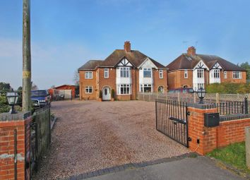 Thumbnail 3 bed semi-detached house for sale in The Ridgeway, New End, Astwood Bank