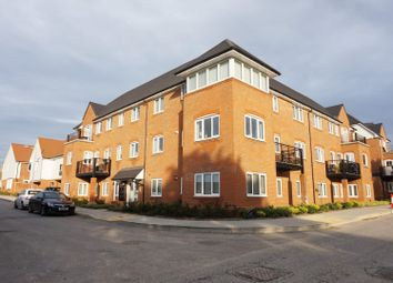 Thumbnail 2 bed flat for sale in Illett Way, Horsham