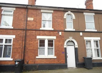 Thumbnail 2 bed terraced house to rent in Wolfa Street, Derby