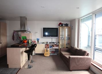 Thumbnail 1 bedroom flat to rent in Jones Point House, Prospect Place, International Sports Village
