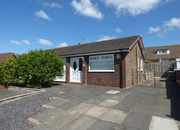 Thumbnail 2 bed bungalow for sale in Barnfield Road, Woolston, Warrington, Cheshire
