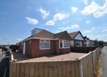 Thumbnail 3 bed detached bungalow for sale in Spencer Avenue, Moreton, Wirral
