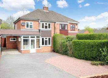 Thumbnail 3 bed semi-detached house for sale in Heathfield Road, Webheath, Redditch