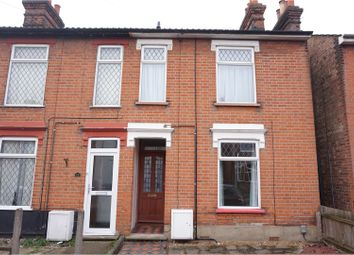 Thumbnail 3 bedroom end terrace house for sale in Melville Road, Ipswich