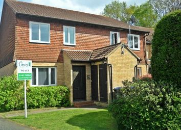 Thumbnail 1 bed flat to rent in Torridon Close, Horsell, Woking