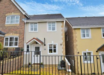 Thumbnail 2 bed semi-detached house for sale in Campion Close, Plymouth, Devon