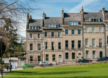 Thumbnail 2 bed maisonette for sale in Marlborough Buildings, Bath