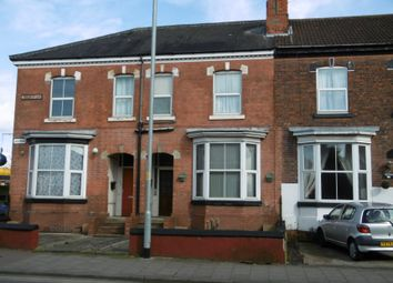 Thumbnail Terraced house for sale in Flat 3A & Flat 3B, The Beeches 1-3, Lea Road, Gainsborough, Lincolnshire
