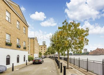 Thumbnail 3 bed end terrace house to rent in Rotherhithe Street, London