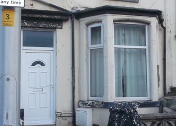 Thumbnail 3 bed terraced house to rent in Buchanan Street, Blackpool