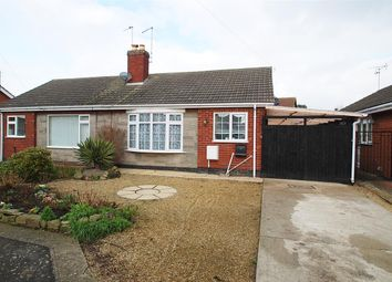 Thumbnail 2 bed bungalow for sale in Dutton Avenue, Skegness
