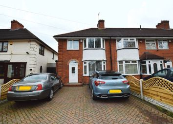 Thumbnail 3 bed terraced house for sale in Kingsbury Road, Erdington, Birmingham