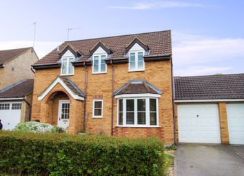 Thumbnail 4 bed detached house for sale in Irvine Drive, Towcester