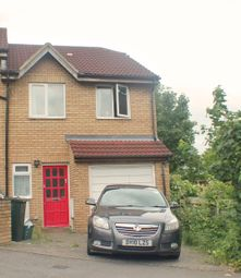 Thumbnail 1 bedroom semi-detached house to rent in Ladbrook Road, London