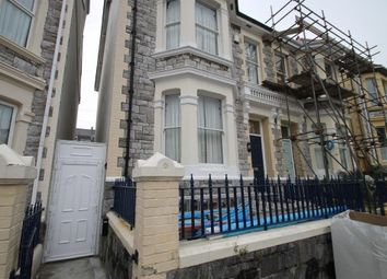 Thumbnail 1 bed terraced house to rent in Derry Avenue, Plymouth