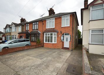 Thumbnail 3 bed semi-detached house for sale in St. Leonards Road, Ipswich