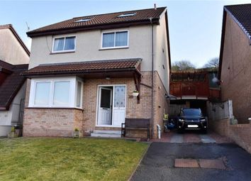 Thumbnail 5 bed detached house for sale in 19, Luss Avenue, Greenock