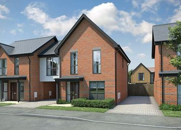 Thumbnail 2 bed property for sale in Biggs Lane, Arborfield, Reading