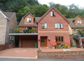 Thumbnail 6 bed detached house for sale in The Glade, Wyllie, Blackwood, Caerphilly