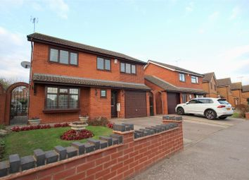 Thumbnail 4 bed detached house for sale in Shuna Croft, Walsgrave, Coventry