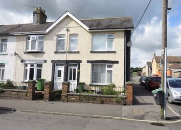 Thumbnail 3 bedroom end terrace house for sale in Commercial Street, Beddau, Pontypridd