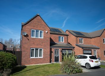 Thumbnail 4 bed detached house for sale in Darwin Way, Ellesmere Port