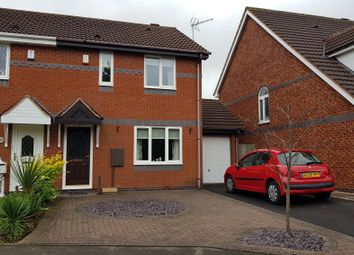Thumbnail 3 bed semi-detached house to rent in Churchill Road, Sutton Coldfield