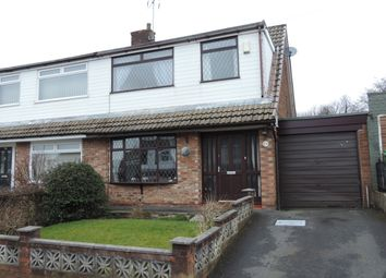 Thumbnail 3 bed semi-detached house for sale in Grasmere Road, Royton, Oldham