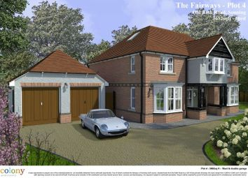 Thumbnail 5 bed detached house for sale in Old Bath Road, Sonning, Reading