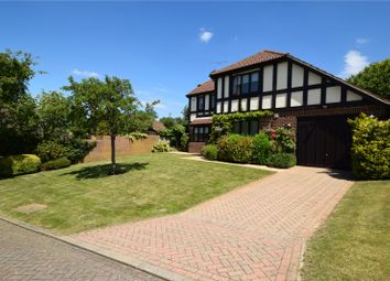 Thumbnail 4 bed detached house for sale in Priory Fields, Eynsford, Kent