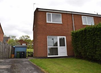 Thumbnail 2 bed semi-detached house to rent in The Hawthornes, John O'gaunts Way, Belper