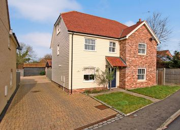Thumbnail 5 bed detached house for sale in Hare Street, Buntingford