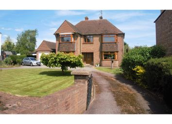 Thumbnail 4 bed detached house for sale in Stonegate, Spalding