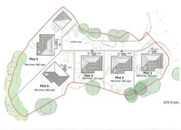 Thumbnail Land for sale in Lane, Newquay