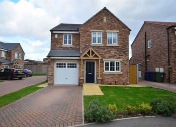 Thumbnail 4 bed detached house for sale in Cherwell Croft, Hambleton, Selby