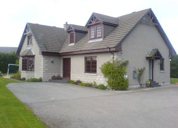 Thumbnail 4 bed detached house for sale in Midmill, Inverurie, Aberdeenshire