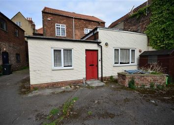 Thumbnail 1 bed terraced house for sale in Corunna Court, Selby