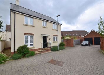 Thumbnail 3 bed detached house to rent in Linden Close, Brockworth, Gloucester